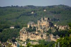 ая старая Франции замока стоковая фотография rf