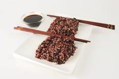 ая темная смешанная соя риса Стоковое Изображение