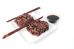 ая темная смешанная соя риса Стоковое фото RF