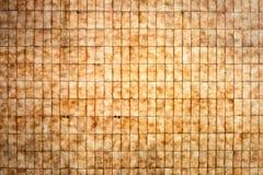 Ая черепицей стена Стоковое Изображение