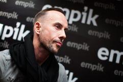 Адам Michal Darski - Nergal Стоковое фото RF