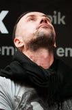 Адам Michal Darski - Nergal Стоковая Фотография