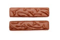 2 адвокатского сословия шоколада Стоковые Изображения