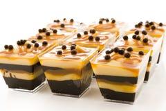 Адвокатское сословие десерта Стоковое фото RF