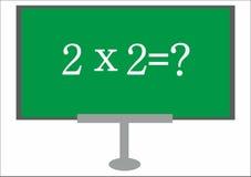 Алгебра иллюстрация штока