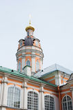 Александр Nevsky Lavra в Санкт-Петербурге России Стоковое Изображение