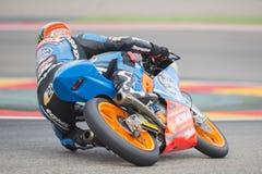 Алекс Rins Moto3 Стоковое Изображение RF