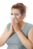 аллергически стоковые фотографии rf