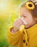 аллергически стоковое изображение rf