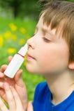 Аллергия сезона Стоковое фото RF