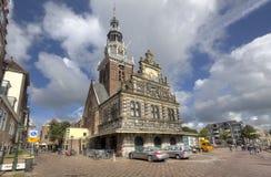 Алкмар, Голландия Стоковое Изображение RF
