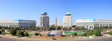 Алма-Ата Зона республики стоковая фотография rf