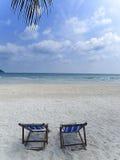 ладонь pacific океана kood koh острова кокоса стоковая фотография rf