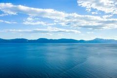 Адриатическое море Хорватия Стоковые Изображения