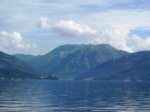 Адриатическое море, Черногория Стоковые Изображения RF