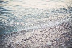 Адриатическое море Стоковое Изображение
