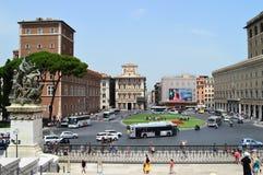 Алтар отечества Рима Стоковое Изображение