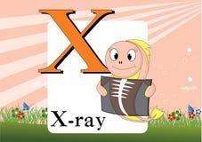 Алфавит-X Стоковая Фотография RF