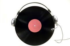 Альбом винила рекордный Стоковые Изображения RF