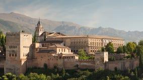 Альгамбра Гранада акции видеоматериалы
