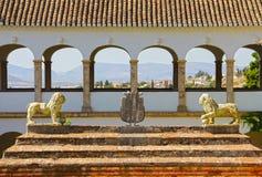 Альгамбра Стоковые Изображения