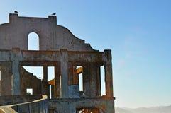 Алькатрас, Сан-Франциско, Калифорния, Соединенные Штаты Америки, США Стоковое Фото