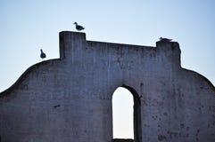 Алькатрас, Сан-Франциско, Калифорния, Соединенные Штаты Америки, США Стоковое фото RF