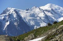 Альпы стоковые изображения