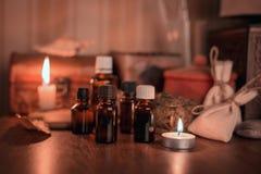 Альтернативная медицина Стоковая Фотография