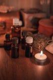 Альтернативная медицина Стоковое фото RF