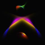 Альфа и омега - иллюстрация Стоковые Фотографии RF