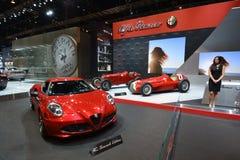 Альфа Romeo 4C Стоковые Фото