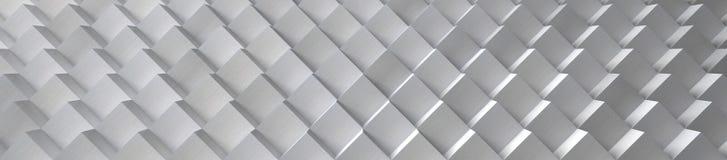 Алюминиевая предпосылка кубов (голова) - вебсайта иллюстрация 3D иллюстрация штока