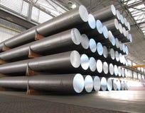 Алюминиевые цилиндры Стоковое Фото