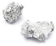 алюминиевый бумажный обруч стоковые изображения