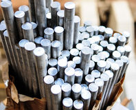Алюминий стоковая фотография rf