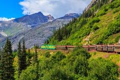 Аляска skagway Стоковое Фото