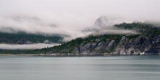 Аляскский ландшафт Стоковые Изображения RF