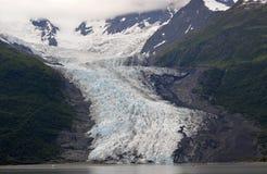 аляскский ледник Стоковые Изображения RF