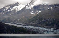 аляскский ледник Стоковое Фото