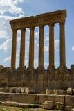 Баальбек, Ливан, Ближний Восток Стоковое Изображение RF