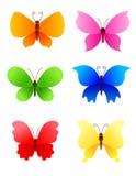 бабочка бабочек Стоковые Изображения