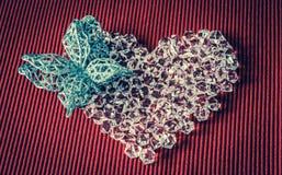 Бабочка влюбленности Стоковое Изображение RF