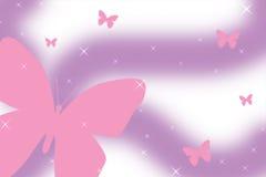 бабочка предпосылки брызгает Стоковые Фотографии RF