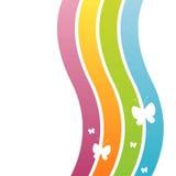 бабочка предпосылки цветастая бесплатная иллюстрация