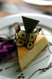 Бабочка торта масла Стоковое Фото