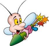 бабочка 16 pyro Стоковое Фото