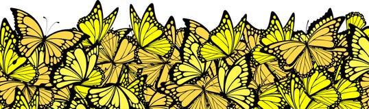 бабочки граници бесплатная иллюстрация