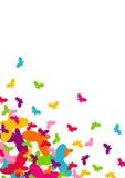 бабочки Иллюстрация штока