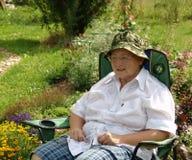 бабушка 01 Стоковые Фотографии RF